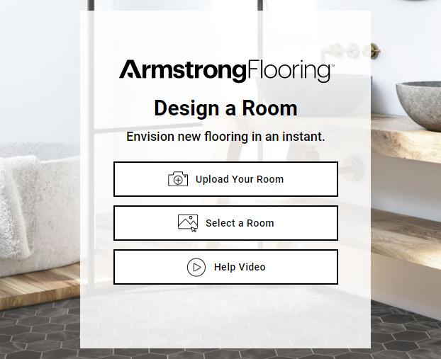 arstrong flooring visualizer