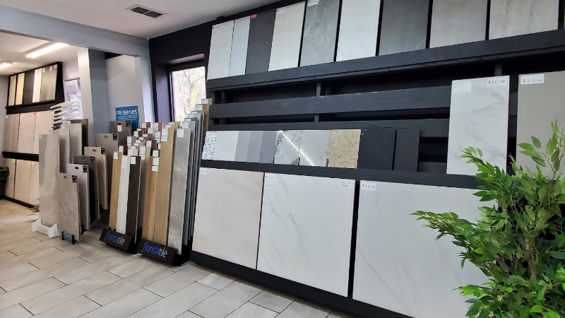 american stone and tiles showroom